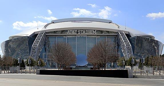 No. 2: AT&T Stadium | iStock.com/wellesenterprises