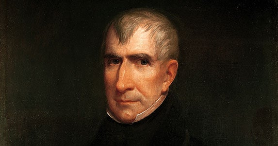 William Henry Harrison (March-April 1841) | Public domain