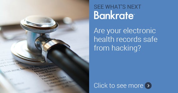 Are your electronic health records safe from hacking? © iStock