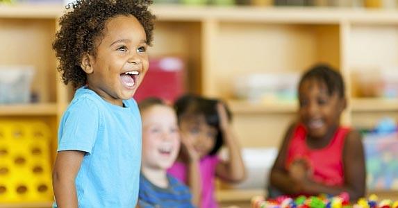 Day care provider © Christopher Futcher/iStock.com