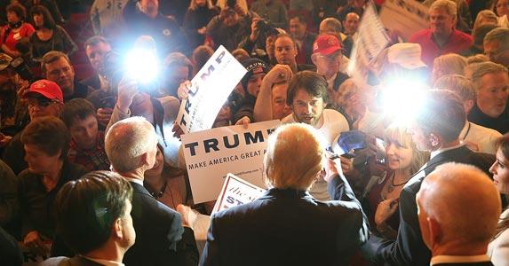 Do businessmen make good presidents   Joe Raedle/Getty Images
