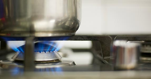 Don't bake or cook on the stove | GabrieleTamborrelli/E+/Getty Images