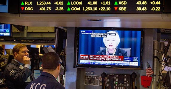 How the Fed's decisions affect you | Bloomberg/Getty Images