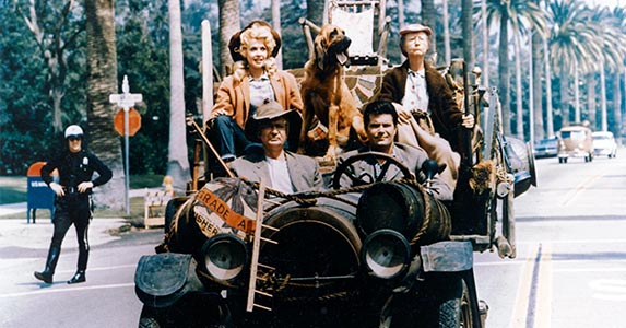 A real-life 'Beverly Hillbillies' story | William Thomas Cain/Getty Images