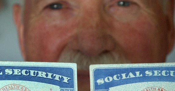 Social Security   Kathryn Scott Osler/Getty Images