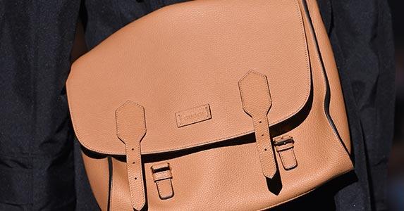 Messenger bag | Venturelli/Getty Images