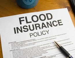 Flood insurance