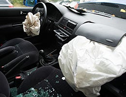 Counterfeit air bags © lumen-digital/Shutterstock.com
