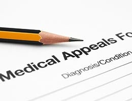 A patient's right to appeal © alexskopje/Shutterstock.com