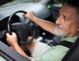 Will you be driving less in retirement? © l i g h t p o e t/Shutterstock.com