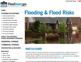 Myth: Flood plain maps don't change
