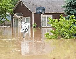 Flood insurance © Tony Campbell/Shutterstock.com
