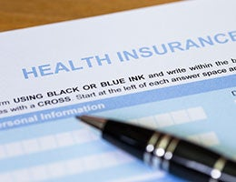 Apply for health insurance through Medicaid
