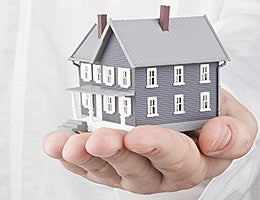 Your home insurance often goes with you  Constantine Pankin/Shutterstock.com