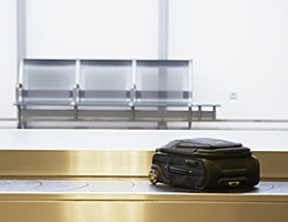 Lost luggage © chalabala/Shutterstock.com