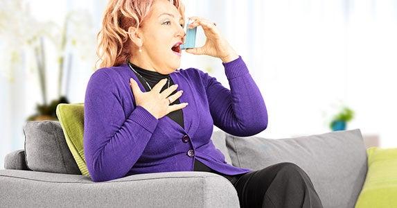 Asthma © Ljupco Smokovski/Shutterstock.com