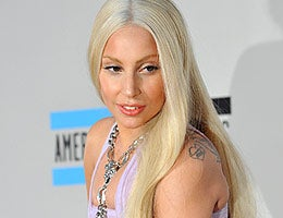 Lady Gaga's $25 million hip injury © Jaguar PS/Shutterstock.com