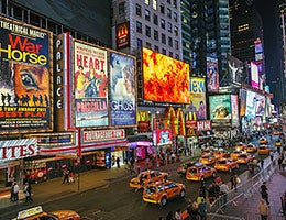 Keeping the lights on Broadway © S.Borisov/Shutterstock.com