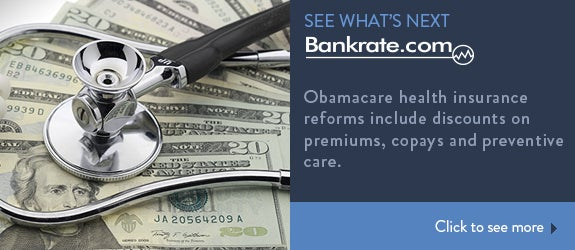 Obamacare health insurance reforms include discounts on premiums, copays and preventive care./ © dStock RF/Shutterstock.com