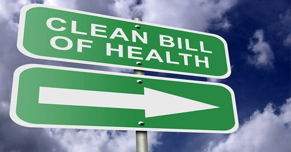 Get a clean bill of health -- and save © Jamie Roach/Shutterstock.com