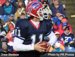 Drew Bledsoe loses on technology investment