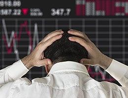 2008 market haunts investors © morrison77/Shutterstock.com