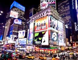 Take a walk down Broadway