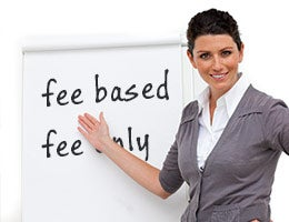 The differences between the fee models © wavebreakmedia/Shutterstock.com