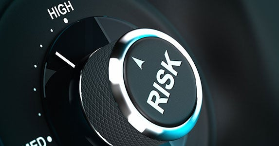Ready to take on risk? © Olivier Le Moal/Shutterstock.com