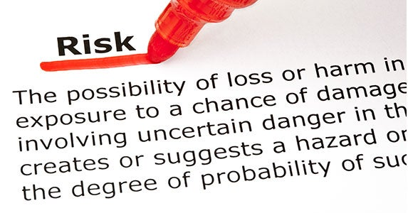 People view risk differently © Ivelin Radkov/Shutterstock.com