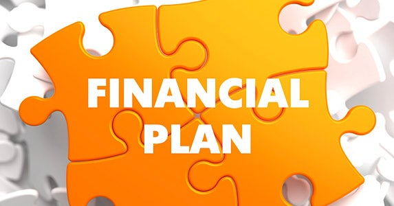 Have a comprehensive financial plan © iStock