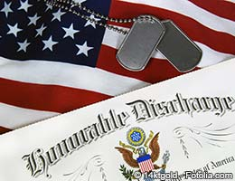 Were you honorably discharged?