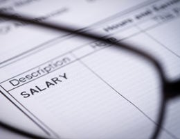 How important should salary be in your decision?