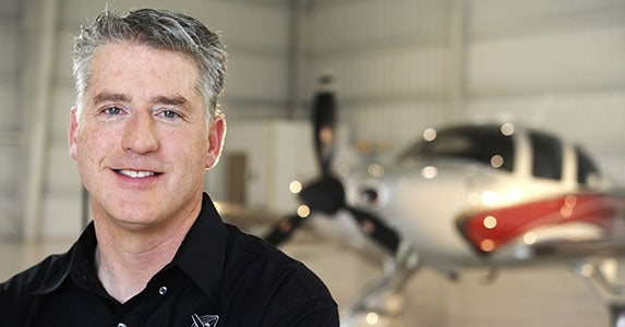 Patrick Waddick, Cirrus Aircraft © Cirrus Aircraft