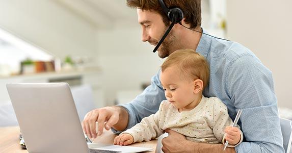 Starting your own Internet business | goodluz/Shutterstock.com