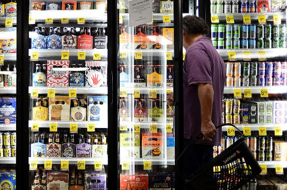 Top 10 states of the beer economy | Aaron Ontiveroz/DenverPost/Getty Images