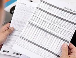 Am I prepared for the paperwork? © zwola fasola/Shutterstock.com