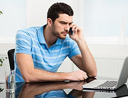 Ask a lender to consult CAIVRS © NotarYES/Shutterstock.com