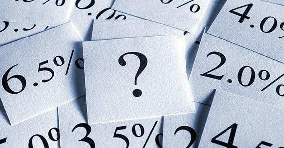 Adjustable-rate mortgage © travelight/Shutterstock.com