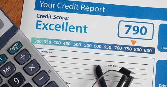 Misunderstanding the importance of a high credit score © iStock