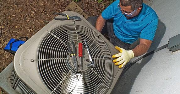Inefficient HVAC © Geo Martinez/Shutterstock.com