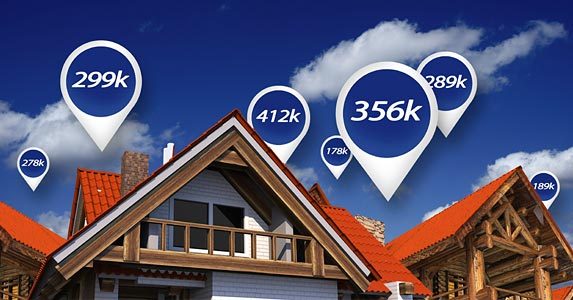 Home prices will increase © iStock
