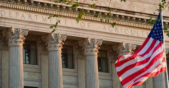No down payment: USDA | iStock.com