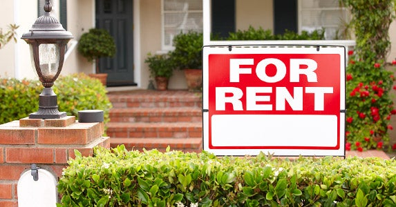 how to refinance a house youre renting out