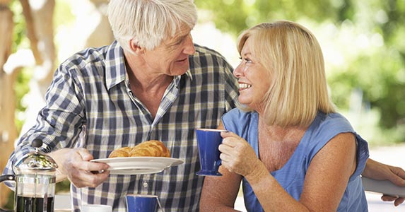 You don't know of the reverse mortgage loan | Monkey Business Images/Shutterstock.com