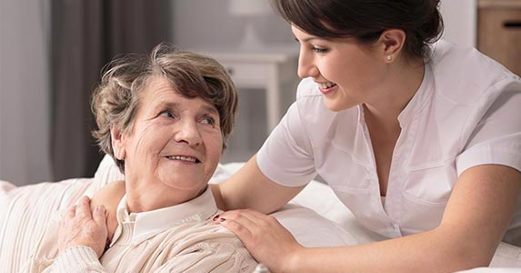 'We need in-home care' | Photographee.eu/Shutterstock.com