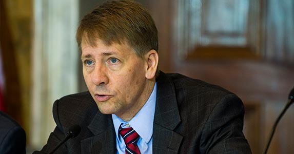 Loser: Richard Cordray | Pete Marovich/Getty Images