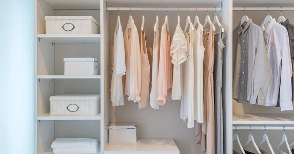 Closet renovation © All About Space/Shutterstock.com