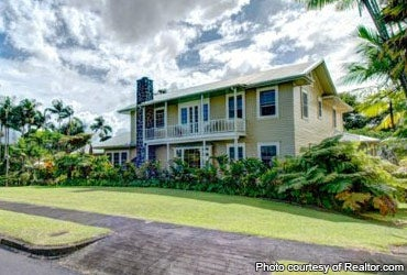 Hilo, Hawaii © Photo courtesy of Realtor.com