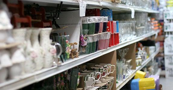 Buy the basics at a bargain © emin kuliyev Shutterstock.com